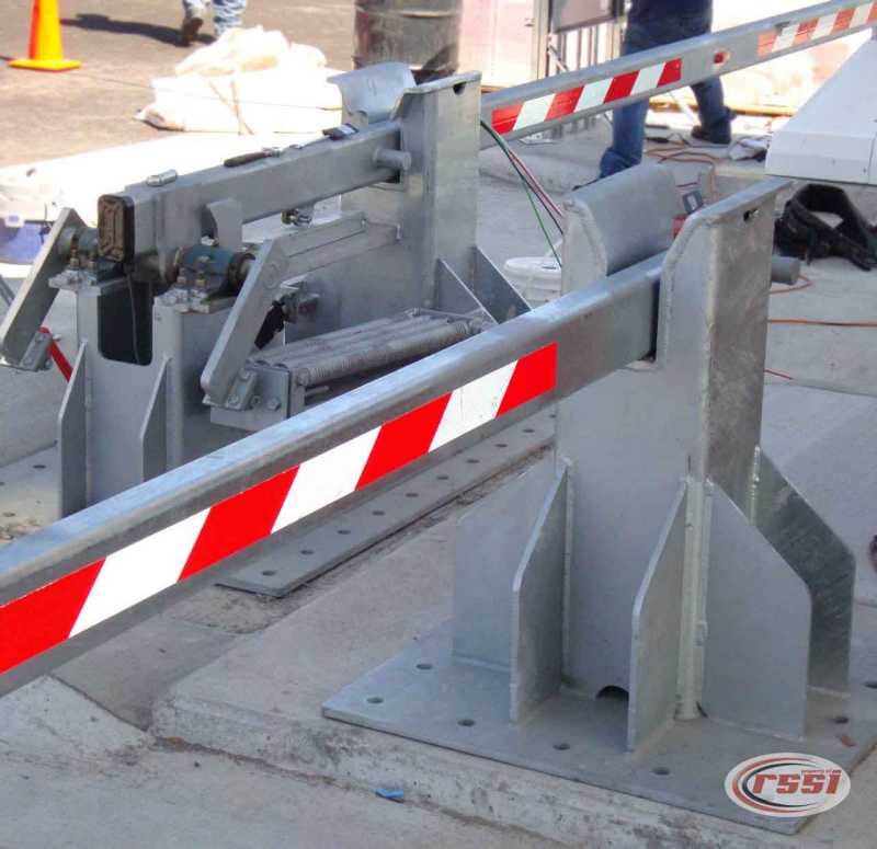 Electric Drop Arm vehicle Barrier