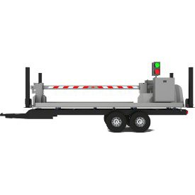 RSS-3000MSB Mobile Surface Barrier